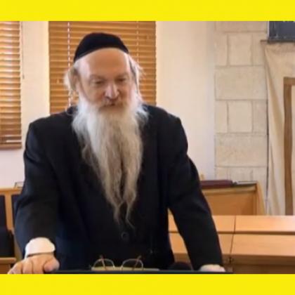 הרב סטבסקי 3 – חינוך ילדים
