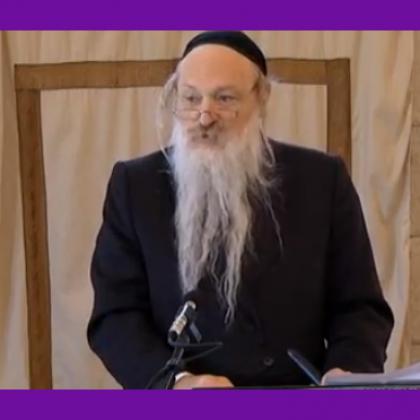 הרב סטבסקי 4 – חינוך ילדים
